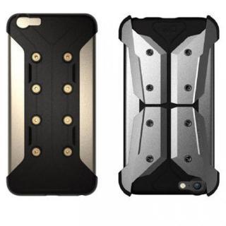 iPhone6s Plus/6 Plus ケース CORE SUIT Armaor Metal Delux ガンメタ iPhone 6s Plus/6 Plus