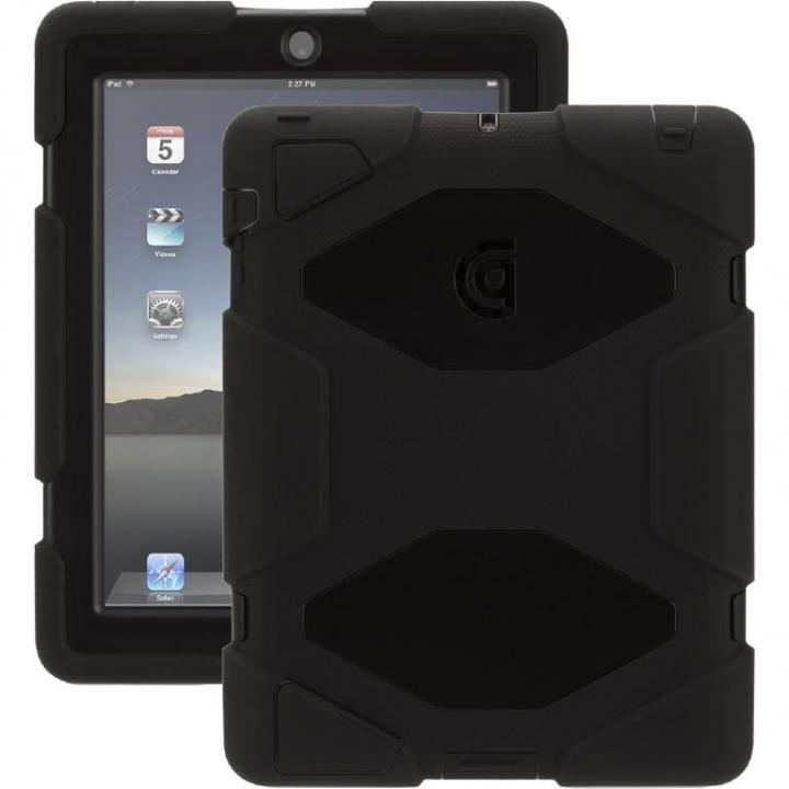 【iPad Air】Survivor Salt-BLK BLK BLK
