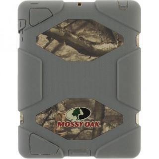 【iPad Air】Survivor MossyOak Treestand Salt-GRY TSD GRY