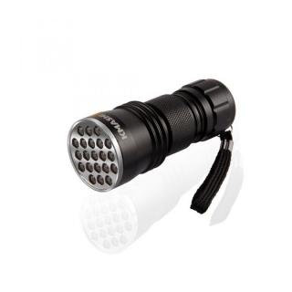 紫外線懐中電灯 携帯用 21灯