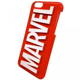 マーベル 3Dハードケース ロゴ iPhone 6
