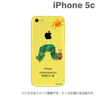 エリック・カール はらぺこあおむしケース あおむしとたいよう iPhone5c