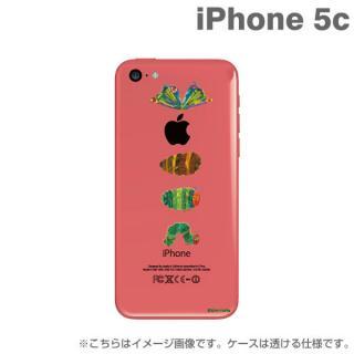 エリック・カール はらぺこあおむしケース せいちょう iPhone5c