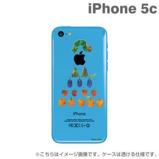 エリック・カール はらぺこあおむしケース たべものぴらみっど iPhone5c