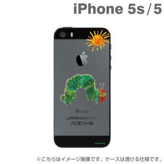 エリック・カール はらぺこあおむしケース あおむしとたいよう iPhone SE/5s/5