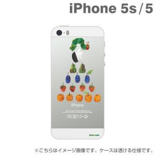 エリック・カール はらぺこあおむしケース たべものぴらみっど iPhone SE/5s/5