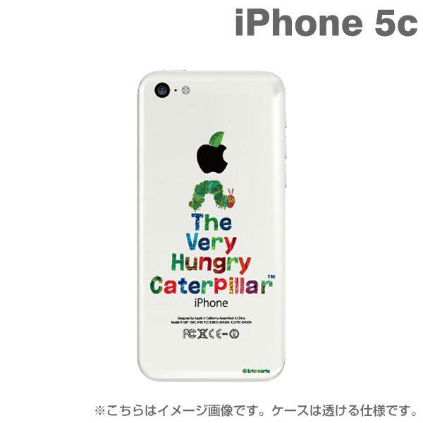 エリック・カール はらぺこあおむしケース たいとる iPhone5c_0