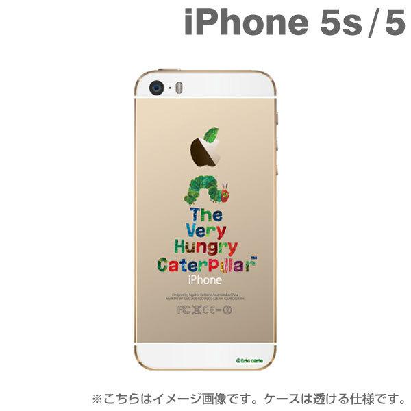 【iPhone SE/5s/5ケース】エリック・カール はらぺこあおむしケース たいとる iPhone SE/5s/5_0