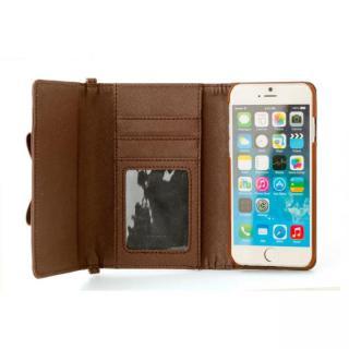 【iPhone6ケース】スイートポシェット型ケース リボン ストロベリー&チョコ iPhone 6_3