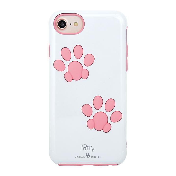 【iPhone8/7/6s/6ケース】Nikukyu ハイブリッドケース ホワイト iPhone8/7/6s/6_0