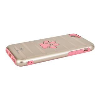【iPhone8/7/6s/6ケース】Nikukyu ハイブリッドケース トラ ゴールド iPhone8/7/6s/6_4