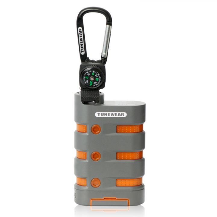 [9000mAh]防水・防塵モバイルバッテリー