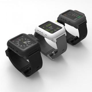 Catalyst(カタリスト) 完全防水 Apple Watch 42mmケース CT-WPAW15  ブラックオレンジ_4