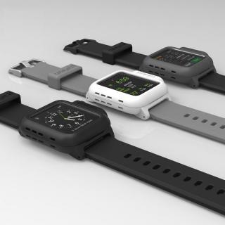 Catalyst(カタリスト) 完全防水 Apple Watch 42mmケース CT-WPAW15  ブラックオレンジ_5