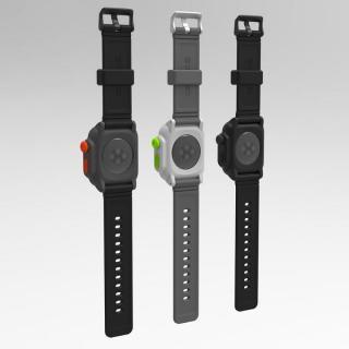 Catalyst(カタリスト) 完全防水 Apple Watch 42mmケース CT-WPAW15  ブラックオレンジ_6