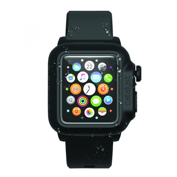 Catalyst(カタリスト) 完全防水 Apple Watch 42mmケース CT-WPAW15  ブラック_0