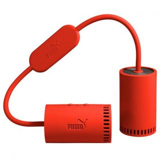 PUMA Soundchuck Bluetooth ワイヤレススピーカー RED