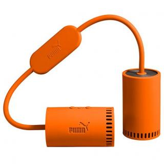 PUMA Soundchuck Bluetooth ワイヤレススピーカー ORANGE