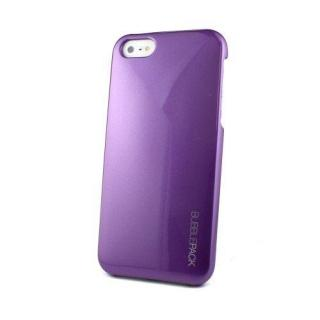 iPhone SE/5s/5 ケース Ssongs BubblePack SuitCase Pearl Purple iPhone SE/5/5s