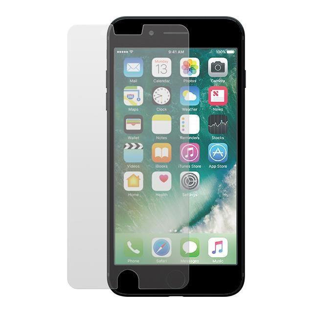 【iPhone8 Plus/7 Plusフィルム】[0.15mm]パワーサポート 純国産強化ガラスフィルム アンチグレア Glass Film ST iPhone 8 Plus/7 Plus_0