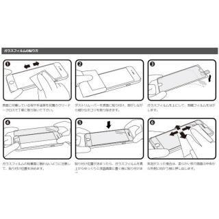 【iPhone8 Plus/7 Plusフィルム】[0.15mm]パワーサポート 純国産強化ガラスフィルム アンチグレア Glass Film ST iPhone 8 Plus/7 Plus_3