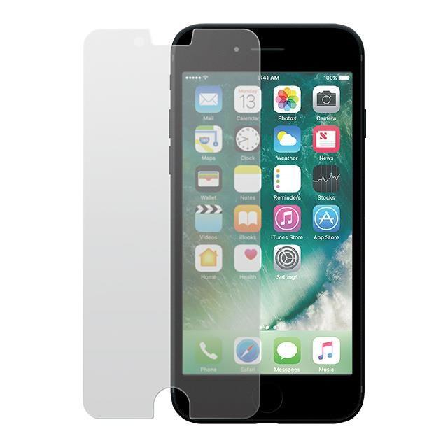 iPhone8/7 フィルム [0.15mm]パワーサポート 純国産強化ガラスフィルム アンチグレア Glass Film ST iPhone 8/7_0