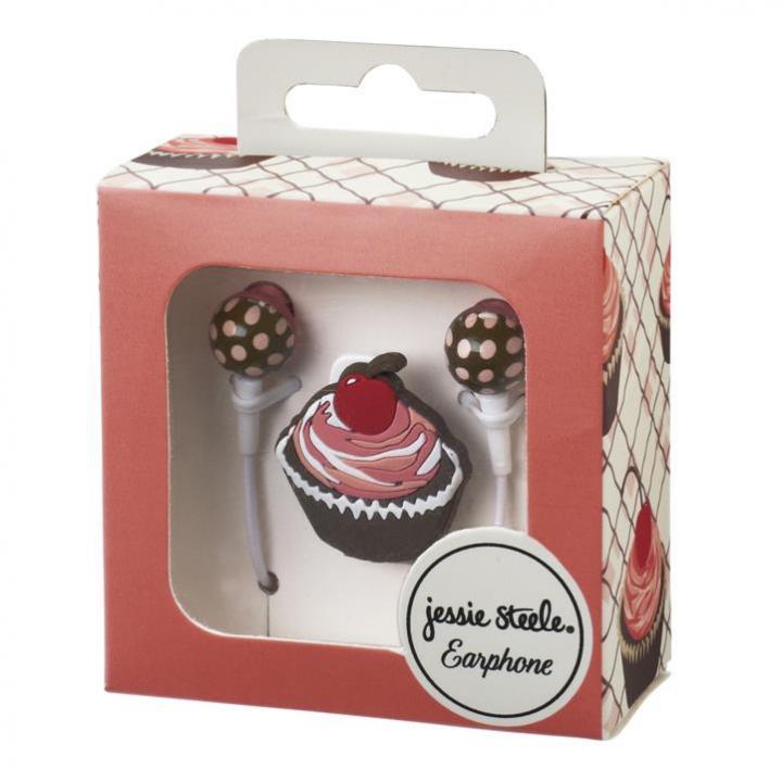 イヤホン/Jessie Steele/Cherry Cupcake