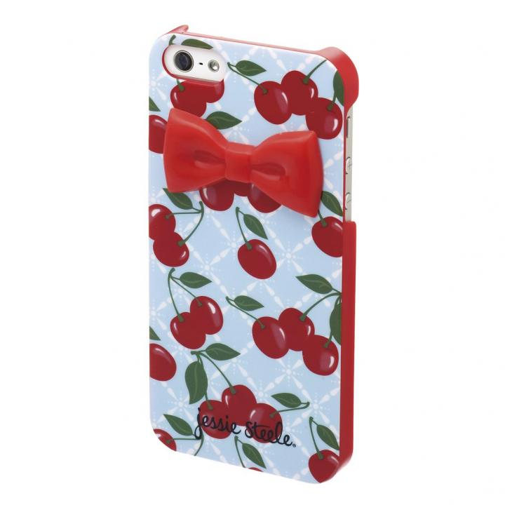 【iPhone SE/5s/5ケース】iPhone5ケース/Jessie Steele/Kitchen Cherry_0