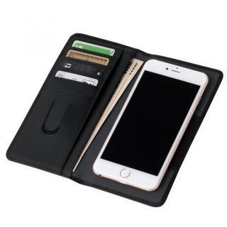 【iPhone8 Plus/7 Plusケース】お札が入るマルチケース Simoni ブルー iPhone 8 Plus/7 Plus_2