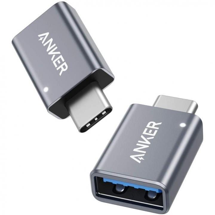 Anker USB-C & USB 3.0 変換アダプタ 2個セット【3月上旬】_0