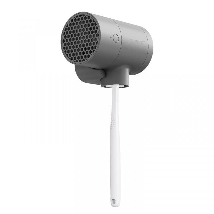 歯ブラシUV除菌乾燥機 T-dryer Grey_0