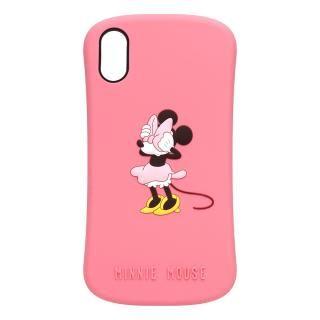 iJacket シリコンケース ミニーマウス iPhone X