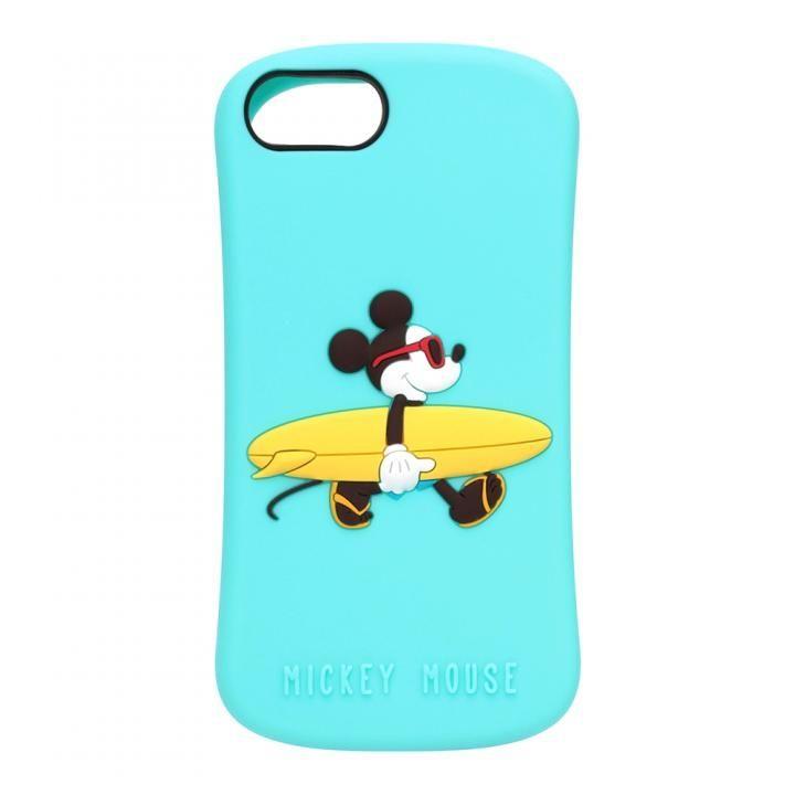 【iPhone8/7/6s/6ケース】iJacket シリコンケース ミッキーマウス iPhone 8/7/6s/6_0