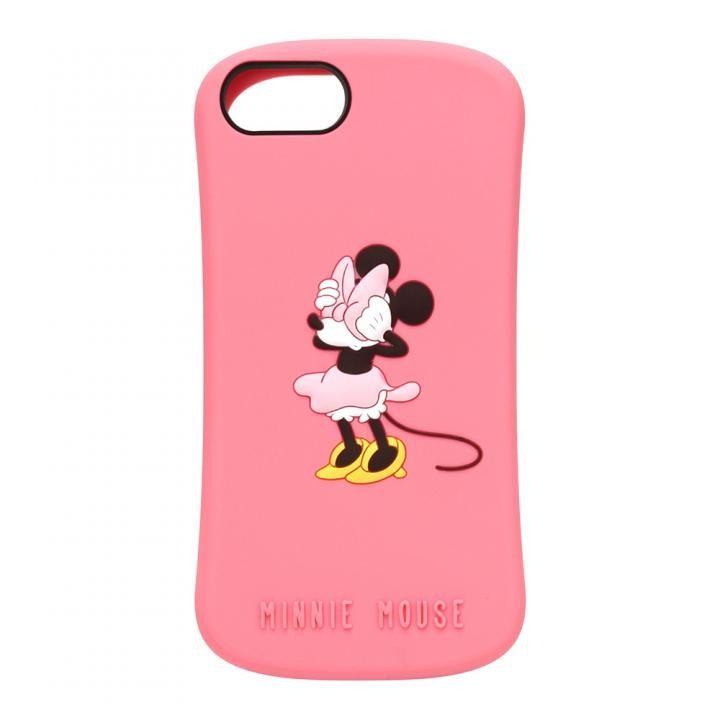 【iPhone8/7/6s/6ケース】iJacket シリコンケース ミニーマウス iPhone 8/7/6s/6_0