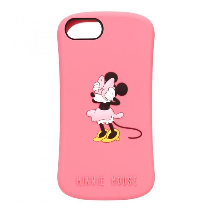 iPhone8/7/6s/6 ケース iJacket シリコンケース ミニーマウス iPhone 8/7/6s/6_0
