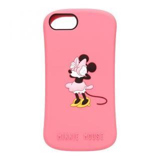 【iPhone8/7/6s/6ケース】iJacket シリコンケース ミニーマウス iPhone 8/7/6s/6【1月下旬】