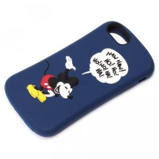 【iPhone8/7/6s/6ケース】iJacket シリコンケース ミッキーマウス/ネイビー iPhone 8/7/6s/6_1