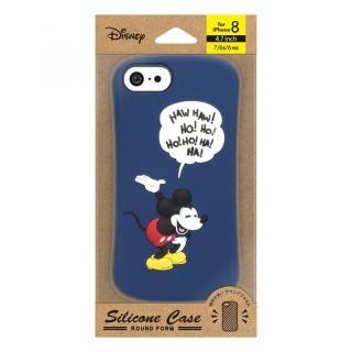 【iPhone8/7/6s/6ケース】iJacket シリコンケース ミッキーマウス/ネイビー iPhone 8/7/6s/6_2