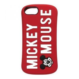 iJacket シリコンケース ミッキーマウス/レッド iPhone 8/7/6s/6