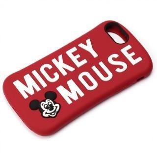 【iPhone8/7/6s/6ケース】iJacket シリコンケース ミッキーマウス/レッド iPhone 8/7/6s/6_1