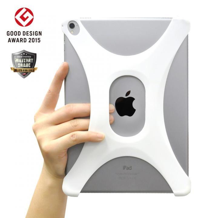 Palmo 落下防止シリコンケース iPad Air/Air2/Pro 9.7 ホワイト_0