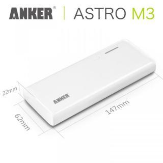 [13000mAh] Anker Astro M3 モバイルバッテリー USB_1
