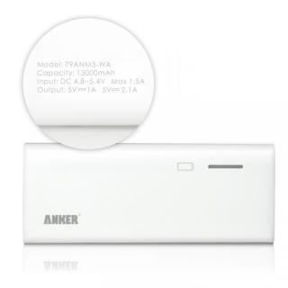 [13000mAh] Anker Astro M3 モバイルバッテリー USB_5