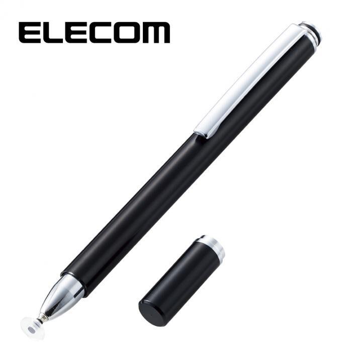 スタンダードディスクタッチペン ブラック_0