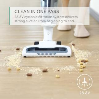 eufy HomeVac コードレス掃除機 ホワイト_1