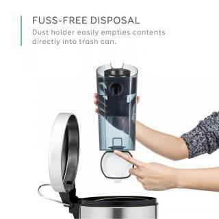 eufy HomeVac コードレス掃除機 ホワイト_3