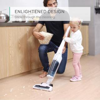 eufy HomeVac コードレス掃除機 ホワイト_5