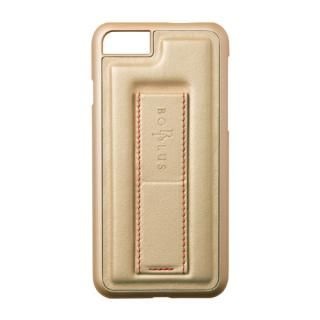 BOB Plus STAND & GRIP ケース ゴールド iPhone 7