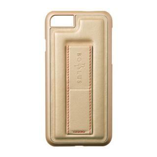 【iPhone7ケース】BOB Plus STAND & GRIP ケース ゴールド iPhone 7