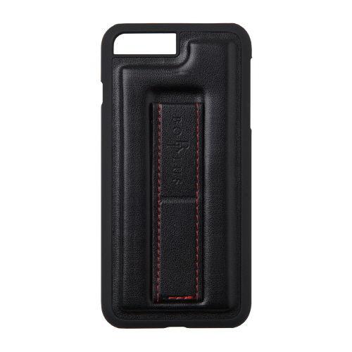 【iPhone7 Plusケース】BOB Plus STAND & GRIP ケース ブラック iPhone 7 Plus_0